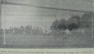 Golul de 1-0 marcat de Al. Meszaros