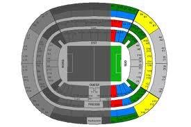 pozitia suporterilor pe Stade de France