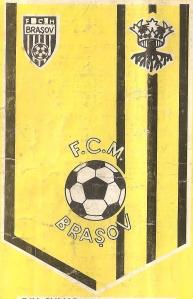 Emblemă FCM Braşov, 1979.