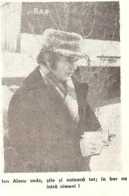 1.- Ion Alecu