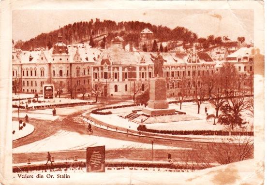 Carte-Postala-Brasov-orasul-STALIN