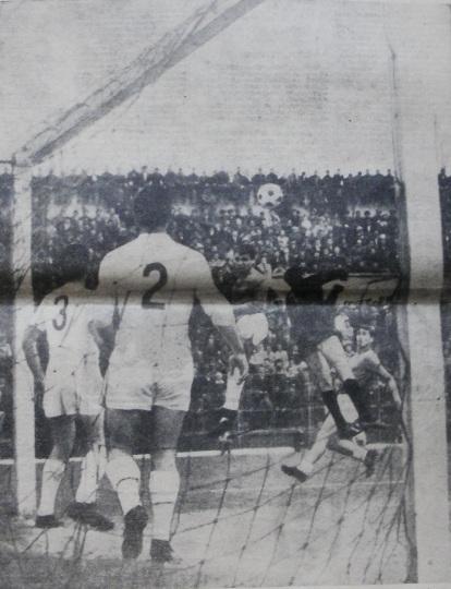SRBV - Dinamo 1-0, 13 aprilie 1967