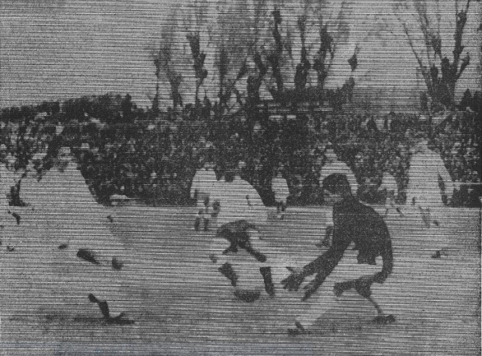 SRBV-ESP meciul 3, gol RE