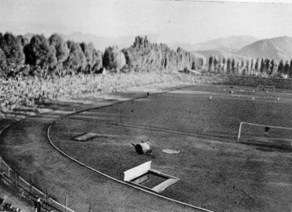 Stadionul Tractorul 1962