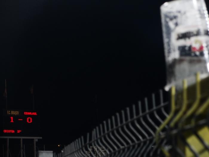 FC Brasov - Ceahlaul 1-0