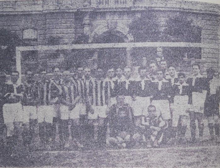 Brasovia Brasov 1922