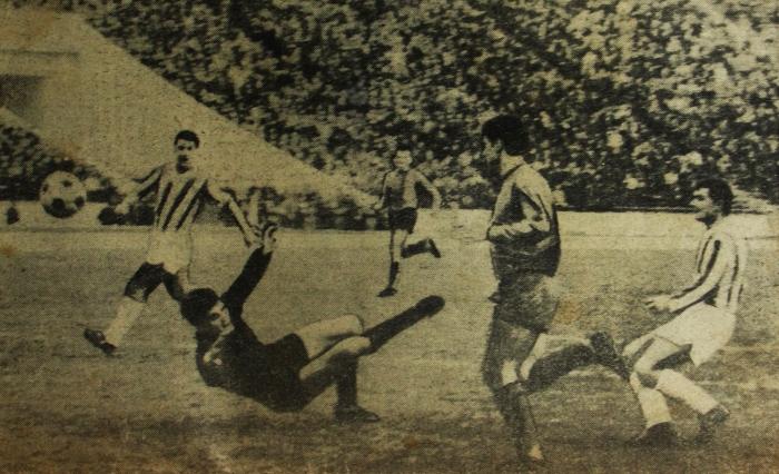 Steaua - Steagul 0-1 1967