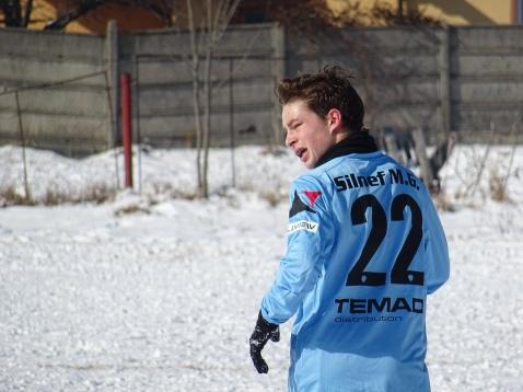 Poză pentru profilul de Facebook al lui Răchişan.