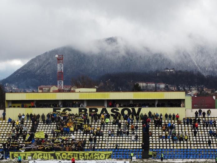 FC Brasov - Olimpia Satu Mare, liga a 2-a, 2017