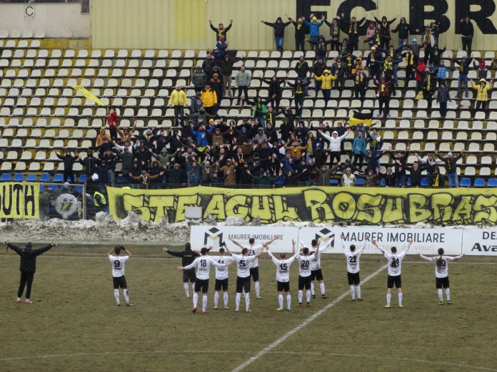 FC Brasov islandeza