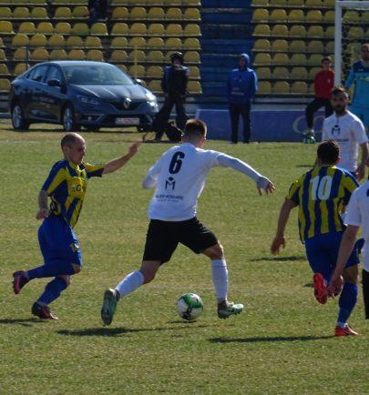 Mijlocaşul Paul Iacob a marcat la Călăraşi al 4-lea său gol pentru Steagu', fiind pentru prima dată în acest sezon când Iacob dă gol dar echipa nu câştigă.