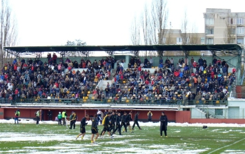 Stadionul Forex, 9 noiembrie 2007