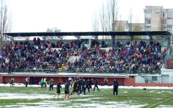Stadionul Forex, 9 noiembrie 2007