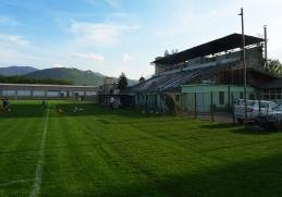 """Tribuna I a stadionului """"Forex"""""""