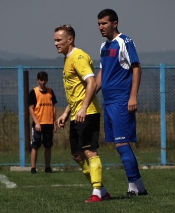 Alex Bodean şi Sorin Grigoraş, de la camarazi de front, la adversari.