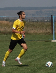 Două pase de gol, a provocat un autogol şi a înscris un gol. Sâmbătă a fost o zi bună pentru Horia Popa.