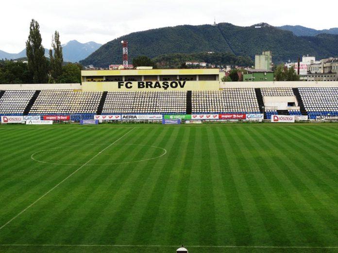 Stadionul Silviu Ploesteanu din Brasov