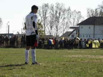Olimpic Voila - AS SR Braşov, portarul gazdelor