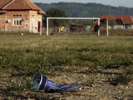 Primul adversar al fotbaliştilor terminase mult încălzirea