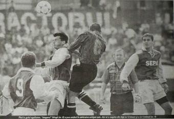 Tractorul - FC Braşov, 18 august 1997