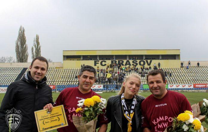 AS SR Braşov - Avântul Dumbrăviţa