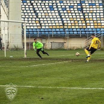 Alin Damian înscrie golul de 2-0