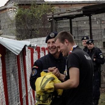 "11 noiembrie 2017, Prietenii Rupea - AS ""SR"" Braşov"