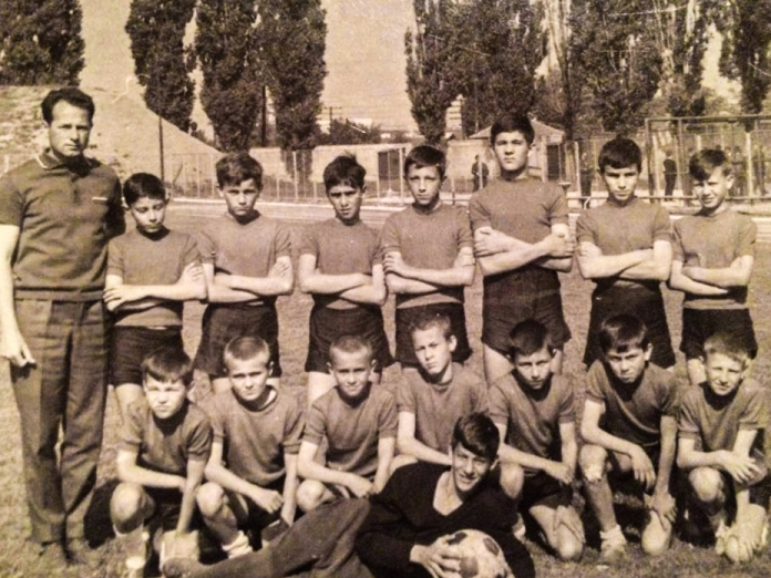Pitici Steagul Roşu Braşov, 1 mai 1969