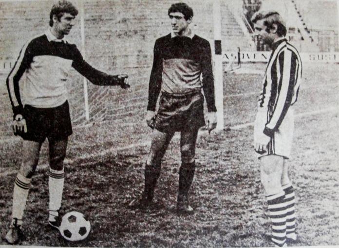 Valer Şulea la FCM Braşov, 1982