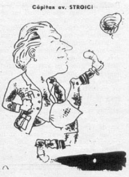 Capitan aviator Gheorghe Stroici