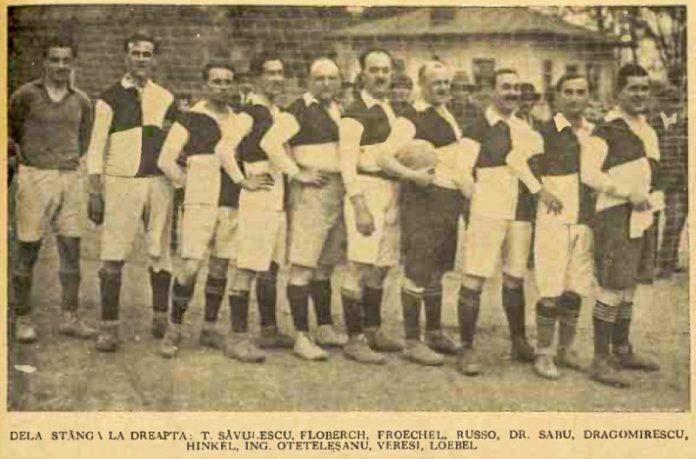 Clubul Atletic Bucureşti, 1923