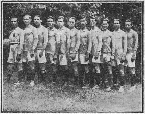Tricolor Bucureşti, 1922