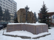 Monumentul celor ucisi de comunisti