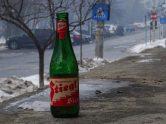 Statuia băutorului de bere matinal