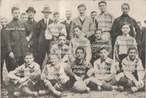 Colţea Bucureşti în 1916