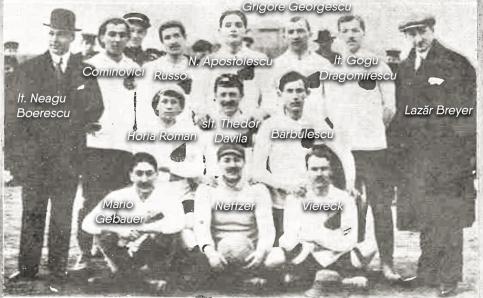 Olympia Bucureşti, 26 februarie 1912