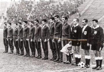 Carol Haidu în România - RFG, 22 noiembrie 1967