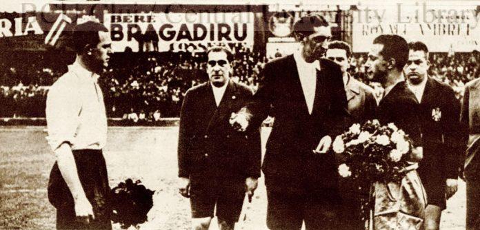 România - Anglia, 24 mai 1939