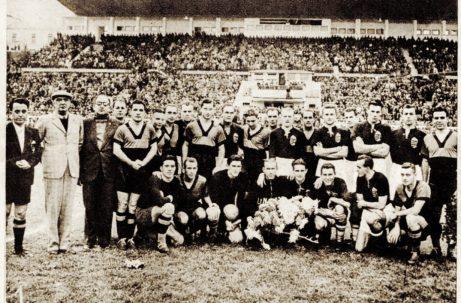 România - Ungaria, 22 octombrie 1939
