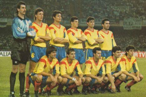 România - Argentina, CM Italia 1990
